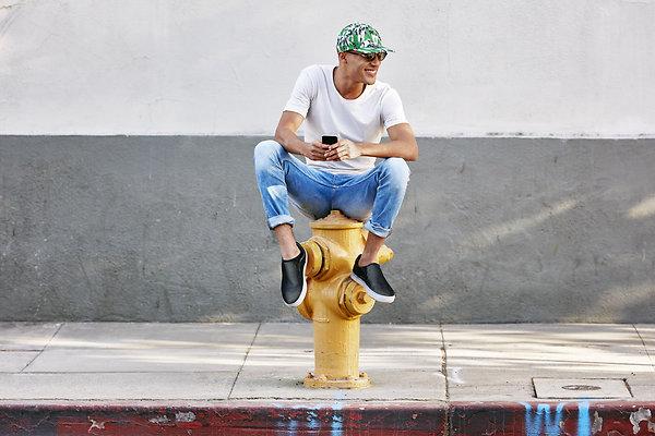 D3 13 Hydrant CN 3923 - ORIGINAL PHOTOGRAPHIC WORK