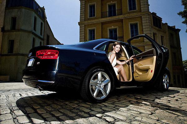 O Audi PR