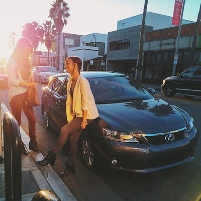N Lexus Instagram
