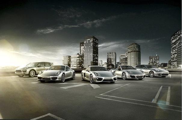 Z MPI Porsche FullLine