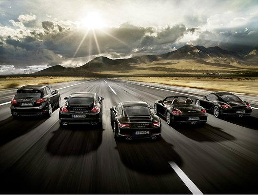 Porsche FullLine4