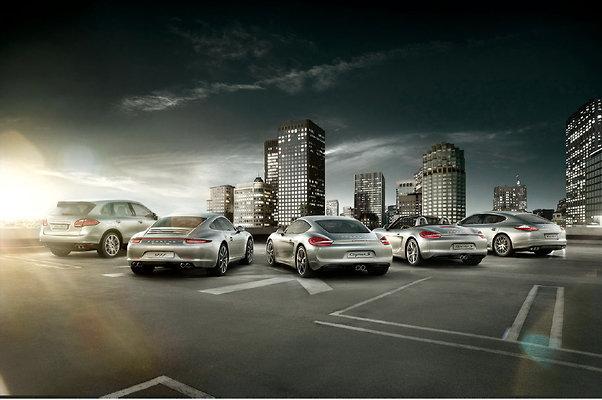 Porsche FullLine2