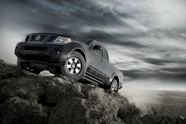 RPU Nissan Frontier