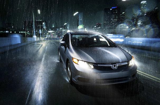 T Honda Civic hero